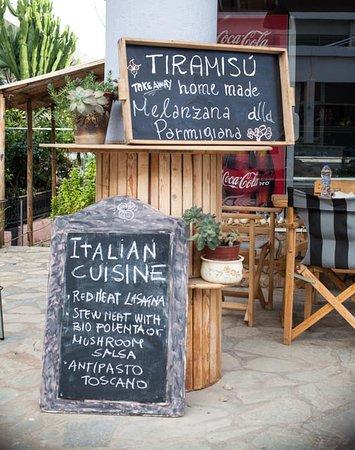 Piazza Italia: italian cuisine