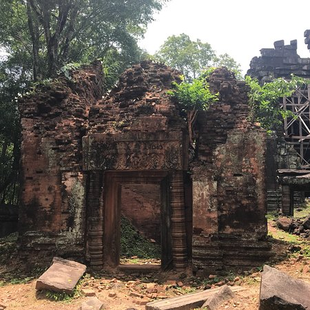 Angkor Cab: Temples in Koh Ker group
