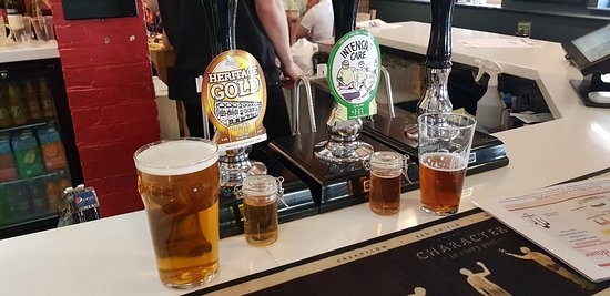 The National Brewery Centre: 20180520_133620_large.jpg