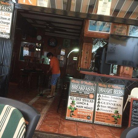 imagen Micky O'Malley's en Adeje