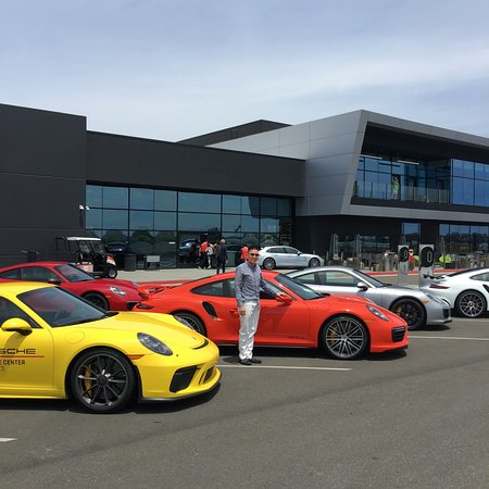 Pecla Gt3turbo Picture Of Porsche Experience Center Los