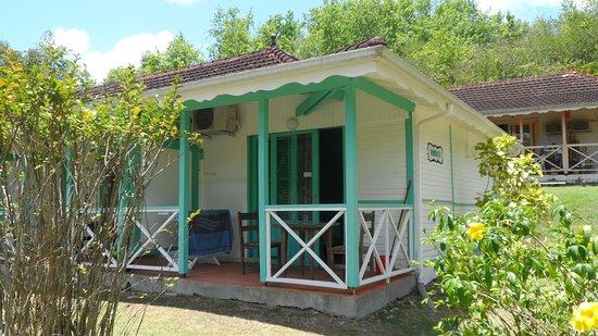 Imperatrice Village: Vue du logement