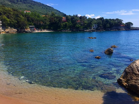 Fiascherino, Italia: Stupendo