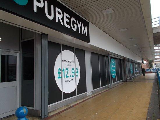 Салфорд, UK: PureGym, Salford