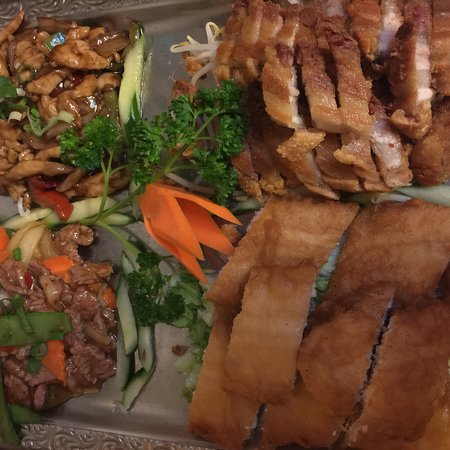 China Garden: And more Chinese dish