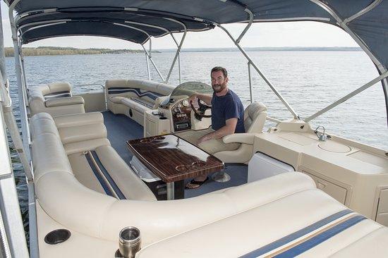 Captain Matt Bianconi, Aurora NY