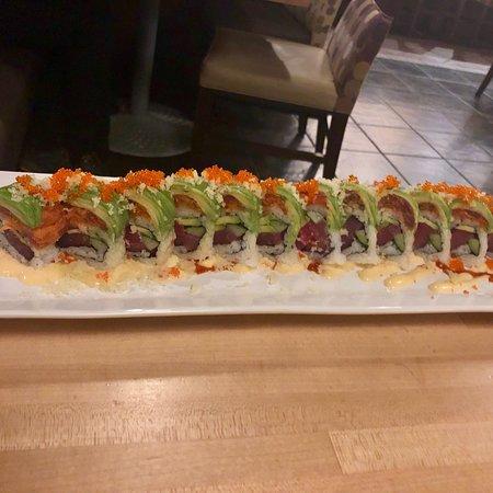 Bilde fra Sansei Seafood Restaurant & Sushi Bar
