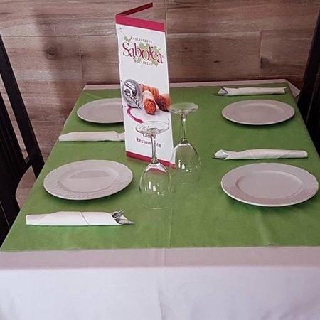 Restaurante Saborea Moclinejo