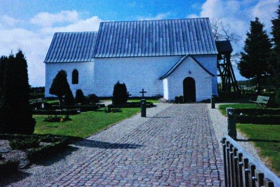 Bryrup, Denmark: Vrads kirke