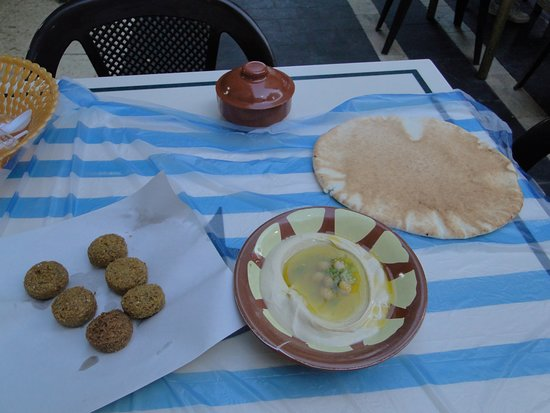 Hashem: Hummus