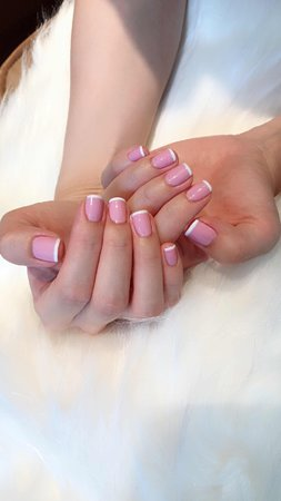 The Garden Nail Spa: Trendy summery french manicure's variety! Create your own style!