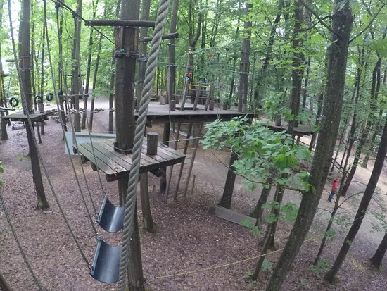 Waldkletterpark Oberbayern
