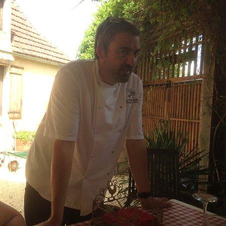 Bilde fra Le Chevrefeuille Cookery School