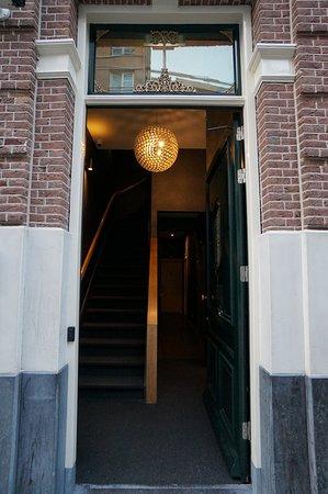 Golden Mansion Apartments Amsterdam: ถึงแล้วค่ะ