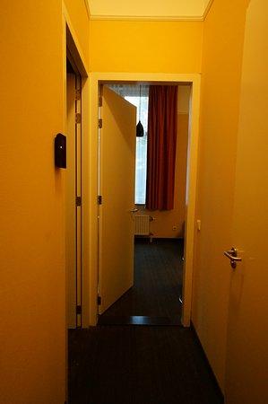 Golden Mansion Apartments Amsterdam: ภายในห้องค่ะ