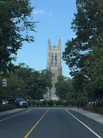 杜克大學教堂照片