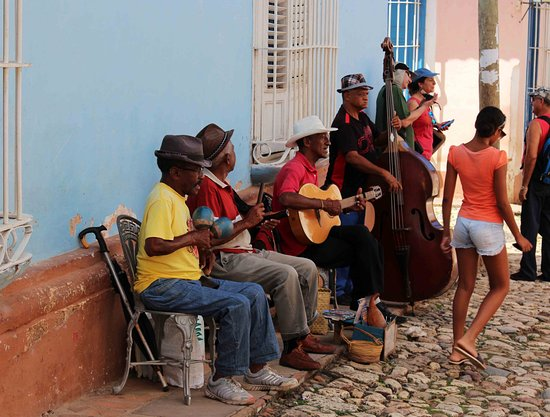 Iberostar Grand Trinidad: Music everywhere