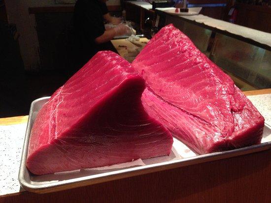 New Milford, كونيكتيكت: Delicious tuna!