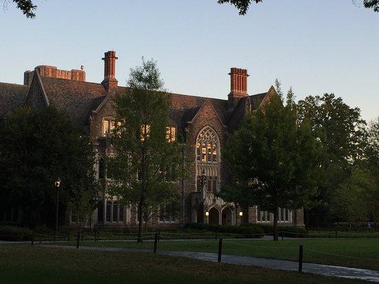 Duke University: campus