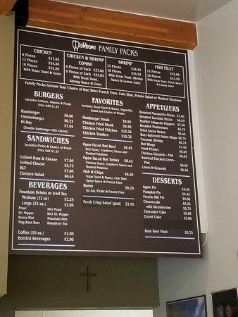 Wishbone Family Restaurant