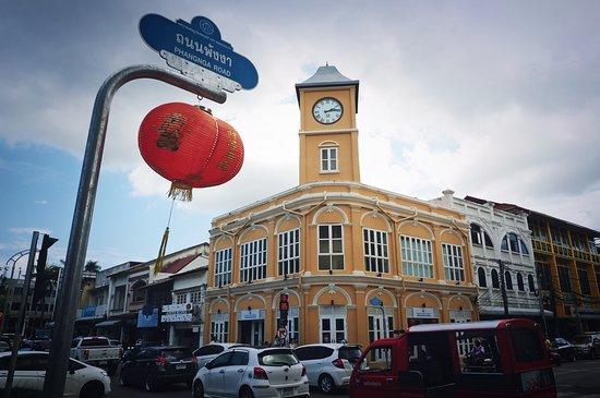 Ciudad de Phuket, Tailandia: Phuket Old Town (ย่านเมืองเก่าภูเก็ต)