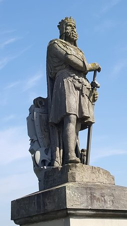 Stirling, UK: Robert The Bruce Monument