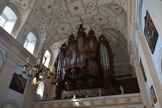 Church of John the Baptist: Het orgel