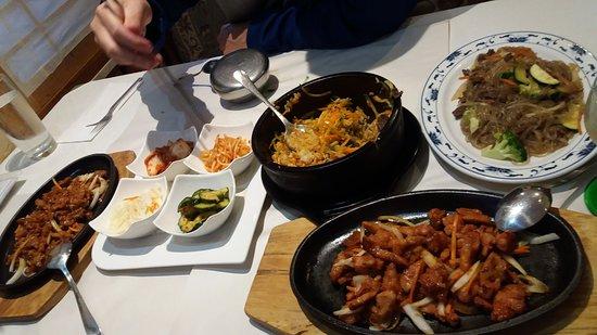 Ramstein-Miesenbach, Germany: Seoul Korea Restaurant