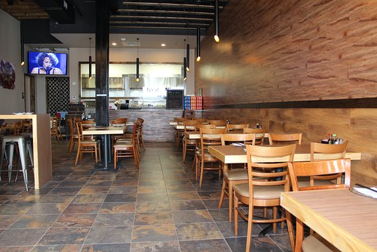 Hunan Kitchen Chinese Cuisine: Interior view