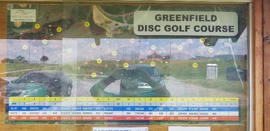 Troutville, VA: Greenfield Disc Golf Course