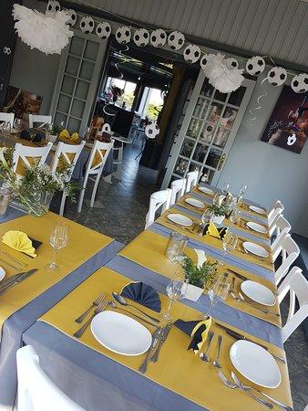 Lummen, Belgia: Restaurant Vangelis