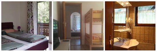 Afritz, Austria: familiekamer voor 2 volwassenen en 2 kinderen