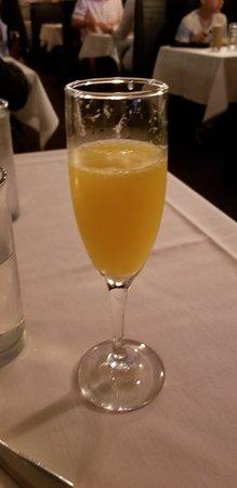 Peak City Grill & Bar: Mimosa