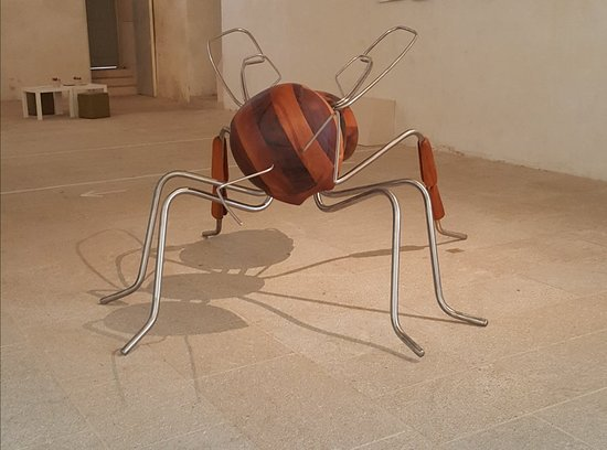 Chateaugiron, France: Exposition insecte