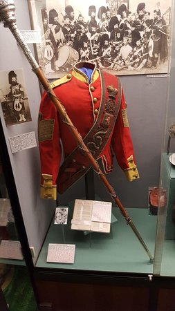 The Argyll and Sutherland Highlanders Regimental Museum: Argyll Sutherland Highlanders Regimental Museum