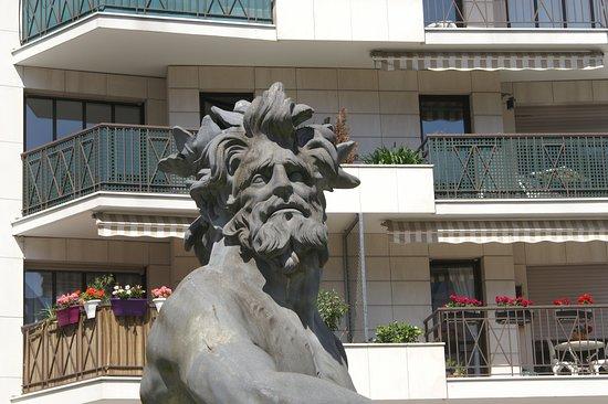 Fontaine du Centaure