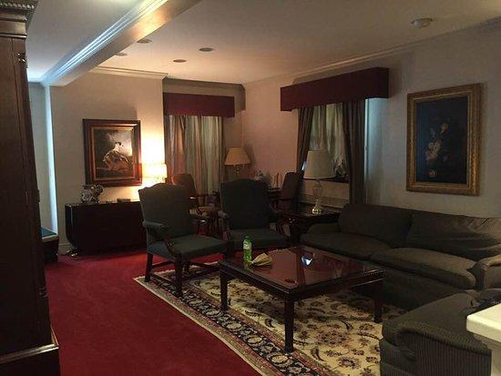 Glen Ferris, Virginia Barat: Inside of room 201