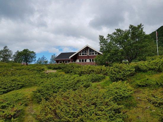 Meloy Municipality, Norvegia: Brehytta