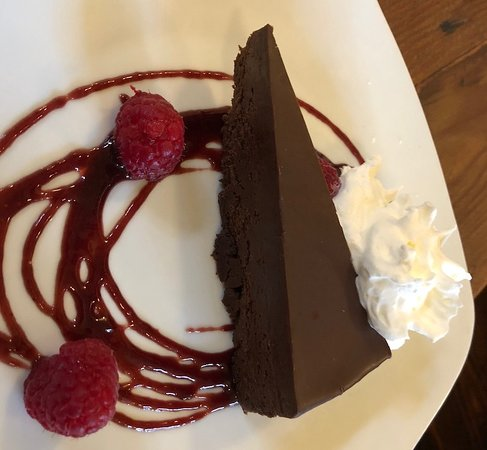 Rock and Rye Oyster House: Rock and Rye: chocolate torte