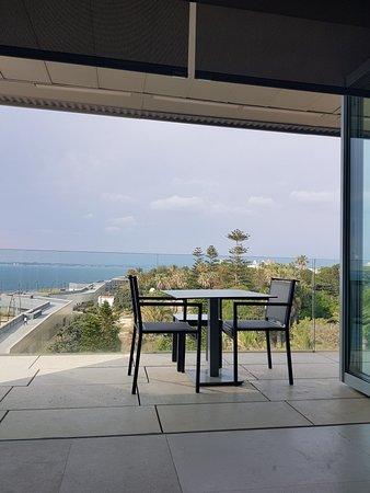 Beautiful views and huge room