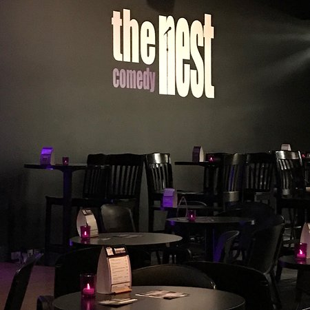 ‪The Comedy Nest‬