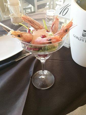 Bistrot 144: Cocktail di gamberi