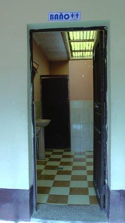 Laguna Colorada, โบลิเวีย: Ohne Worte...der Toilettenbereich.