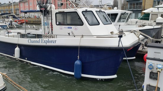Channel Explorer charters