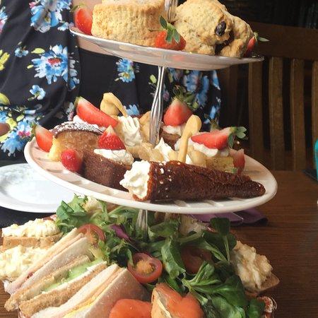 Weeford, UK: Afternoon Tea