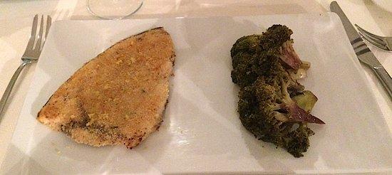 Il Consiglio Di Sicilia: Pesce Spada with breading