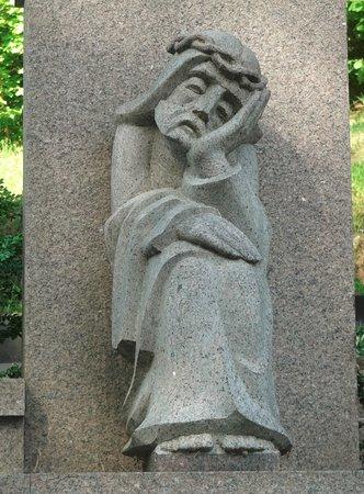 Antakalnis Cemetery: Kärsivä Kristus
