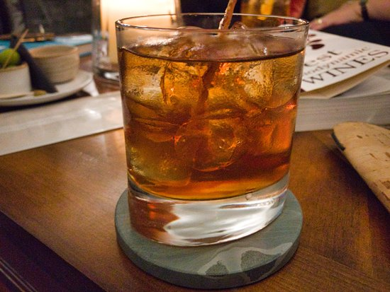 Forest Side: Decadent Old Fashioned 2