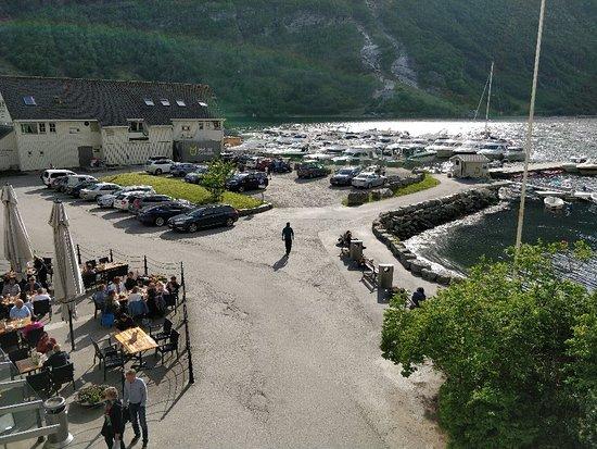 Geiranger Fjord Φωτογραφία