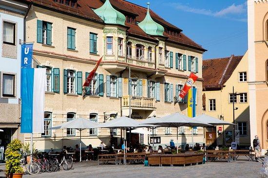 Pfaffenhofen an der Ilm, เยอรมนี: Hotel und Braureigasthof Müllerbräu